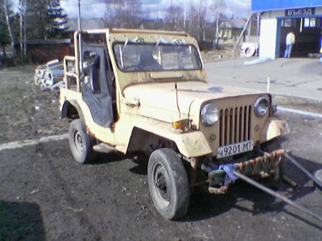 Mitsubishi Jeep 1985 отзыв владельца…