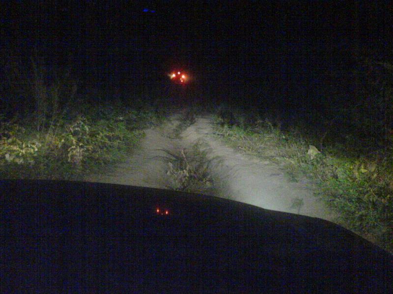 Вид amp;quot;дороги amp;quot; летом ночью - TabaganWay_01_summer.JPG