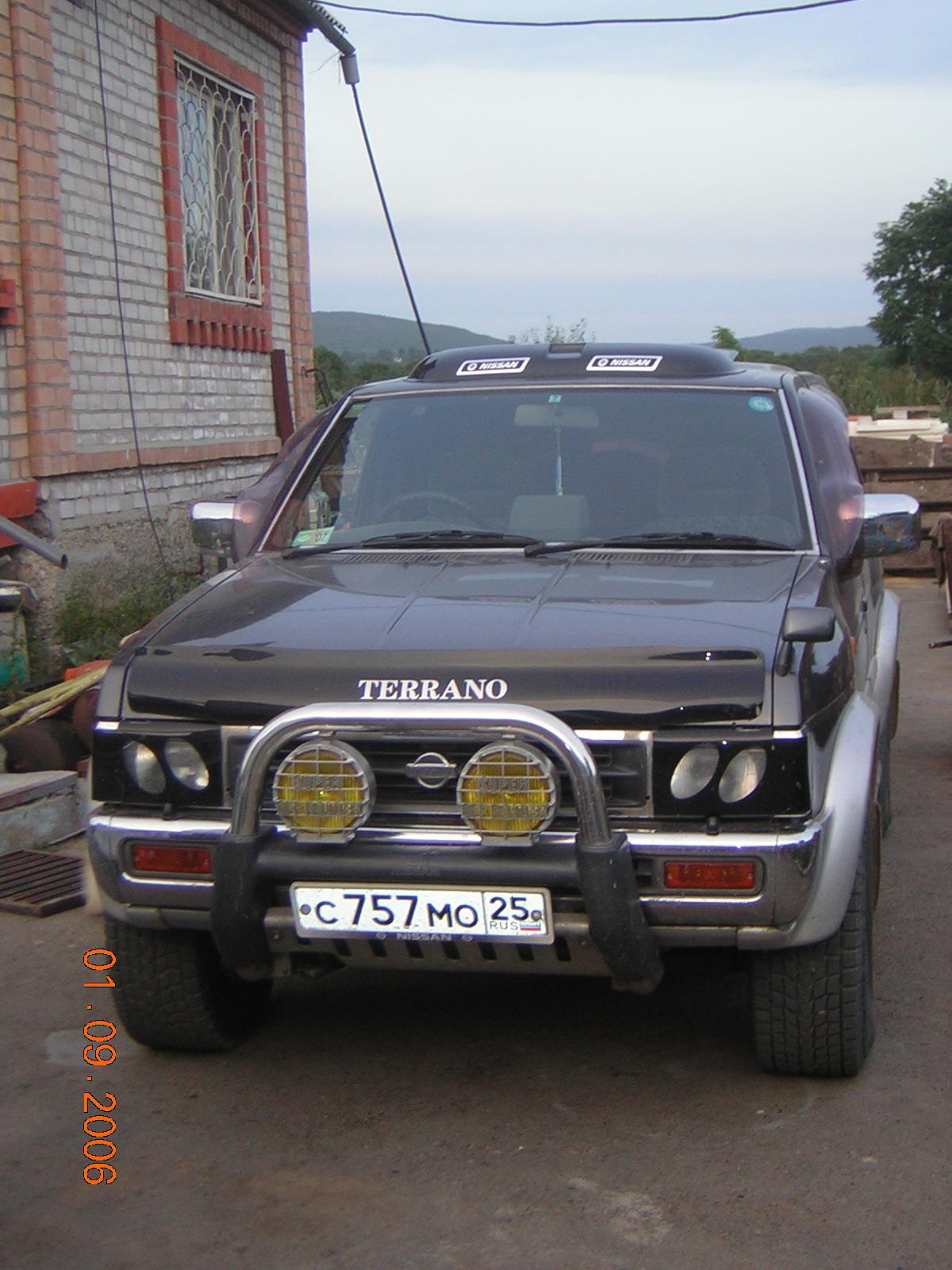 Отзывы о Nissan Terrano. - DSCN7447.jpg