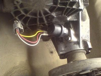 Замена эл. датчика скорости на Бигхорне Трупере - BighornSpeedSensorRepair01.jpg