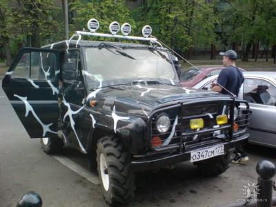 Мой джипик  - УАЗ.jpeg