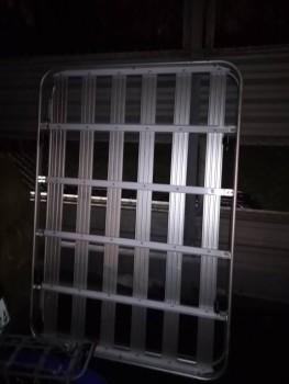 Багажник корзина алюминиевый продам  - IMG_20181111_181251.jpg